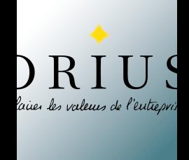 Logo Orius (marque déposée)