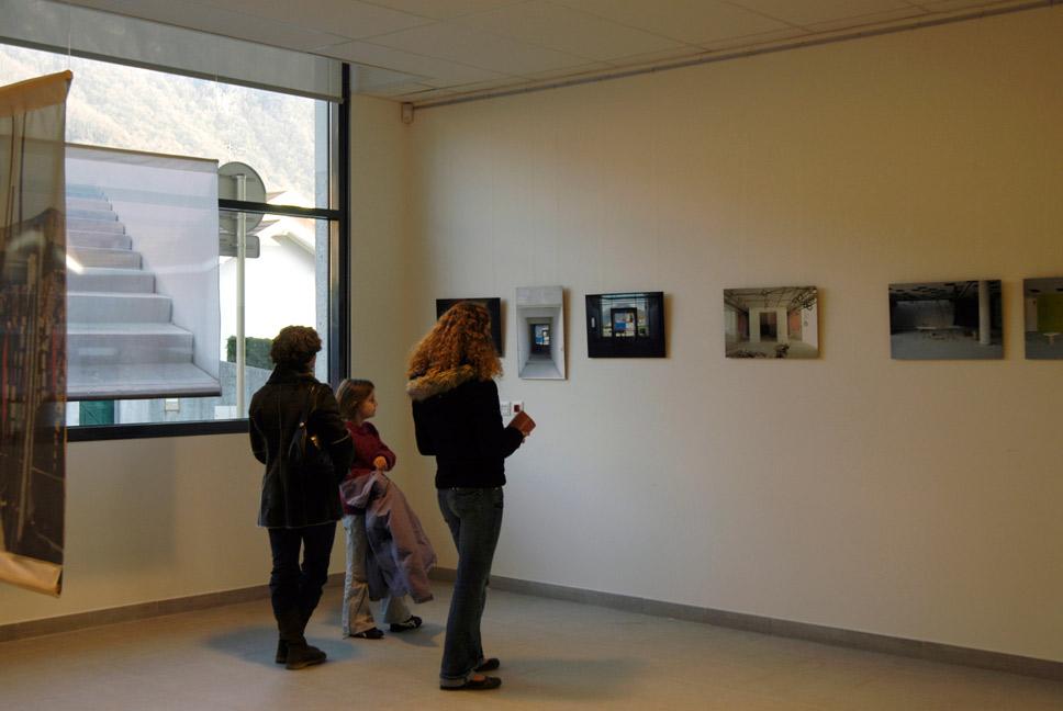 Exposition Mairie de Voreppe-Claire Poiroux